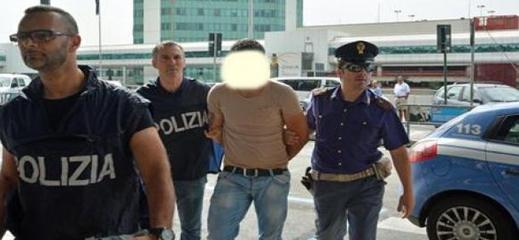 مهاجر مغربي يرتكب جريمة قتل في حق صديقه لأنه كان سعيدا