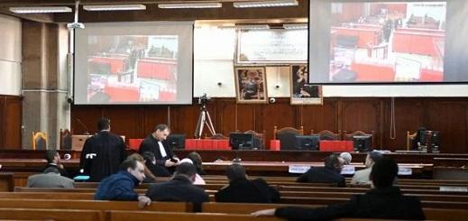 القاضي يرفع الجلسة للمداولة للنطق بأحكام الاستئنافية في قضية معتقلي حراك الريف