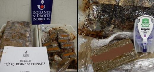 العثور على 13 كلغ من الحشيش بحوزة بلجيكية من اصل مغربي في مطار رولاند غاروس