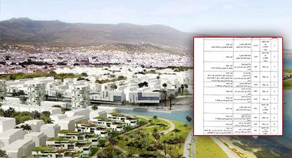 عامل الناظور يصدر مقرارا لنزع ملكية 37 قطعة أرضية بالناظور والدريوش لفائدة وكالة مارشيكا