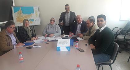 اتفاقية شراكة بين مندوبية الصحة بالناظور و جمعية الصفاء لبناء مركز لتصفية الكلي بزايو