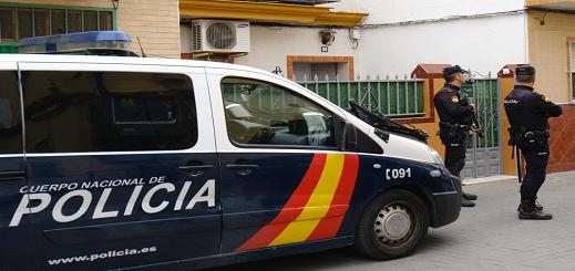 الأمن الاسباني بتعاون مع نظيره المغربي يحبط هجوما إرهابيا وشيك في مدينة إشبيلية