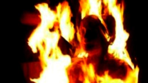 في ظروف غامضة.. شابة تُضرم النار في جسدها داخل منزل عائلتها بوجدة