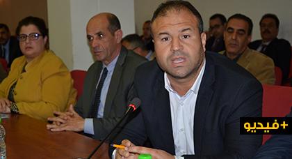 حوليش يدعو وزارة التعمير بناء مقر للوكالة الحضرية يليق بمكانة أقاليم الدريوش الناظور جرسيف