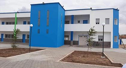 البنية المدرسية بالناظور تتعز بأزيد من 10 مؤسسات تعليمية جديدة