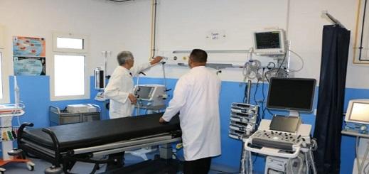 """الوزارة تستعرض استراتيجيتها لتحسين قطاع الصحة بـ""""الشمال"""" وهذه حصة الحسيمة من المشاريع المرتقبة"""