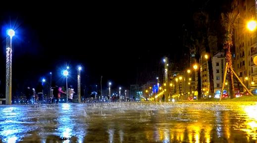 الحسيمة تُسجل أعلى مقاييس التساقطات المطرية خلال 24 ساعة الأخيرة