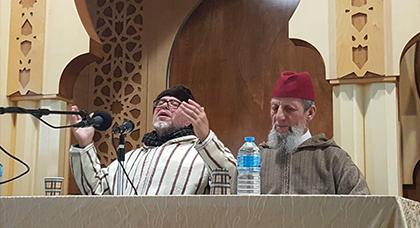 الدكتور الطلحاوي يحاضر في هولندا عن المسلمين في الغرب وحتمية العيش المشترك