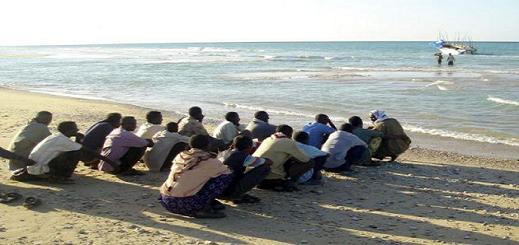 اعتراض سبيل 21 مرشحا للهجرة السرية بضواحي الحسيمة