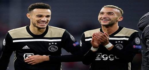 زياش والمزراوي يقراران الصيام في مباراة توتنهام وموقفهما اثار جدلا في هولندا