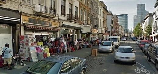 """هكذا حوّل مغاربة بلجيكا """"شارعا"""" وسط العاصمة بروكسيل"""