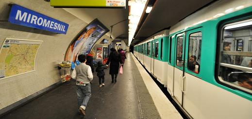 تخفيضات على تكاليف المواصلات للمهاجرين بدون أوراق إقامة في فرنسا