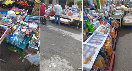 تمسمان.. شهر رمضان يعيد الحياة الى المحلات التجارية ببلدة كرونة