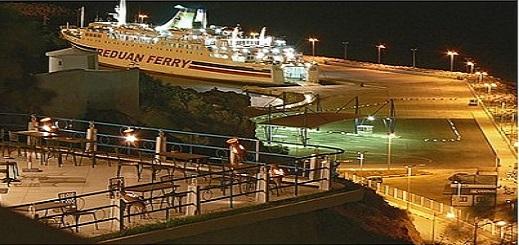 غريب.. قائد باخرة للمسافرين يُغيِّر وجهة رحلته المقررة إلى ميناء الحسيمة صوب ميناء الناظور لسبب مجهول