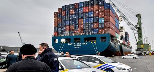 بلجيكا.. حجز كمية مهمة من المخدرات وعشرات السيارات وإيقاف 15 شخصا أغلبهم مغاربة بأنفيرس