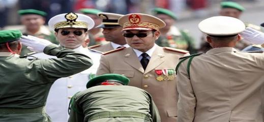 محمد السادس: شباب المغرب ذكورا واناثا سيستفيدون من الخدمة العسكرية