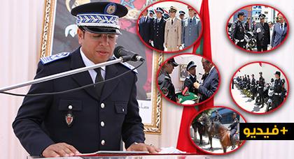 أسرة الأمن بمدينة الناظور تخلد الذكرى الـ 63 لتأسيس الإدارة العامة للأمن الوطن