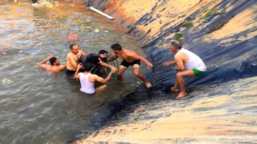الحسيمة.. مصرع طفل غرقا في حفرة ممتلئة بالمياه داخل مقلع للرمال بترجيست