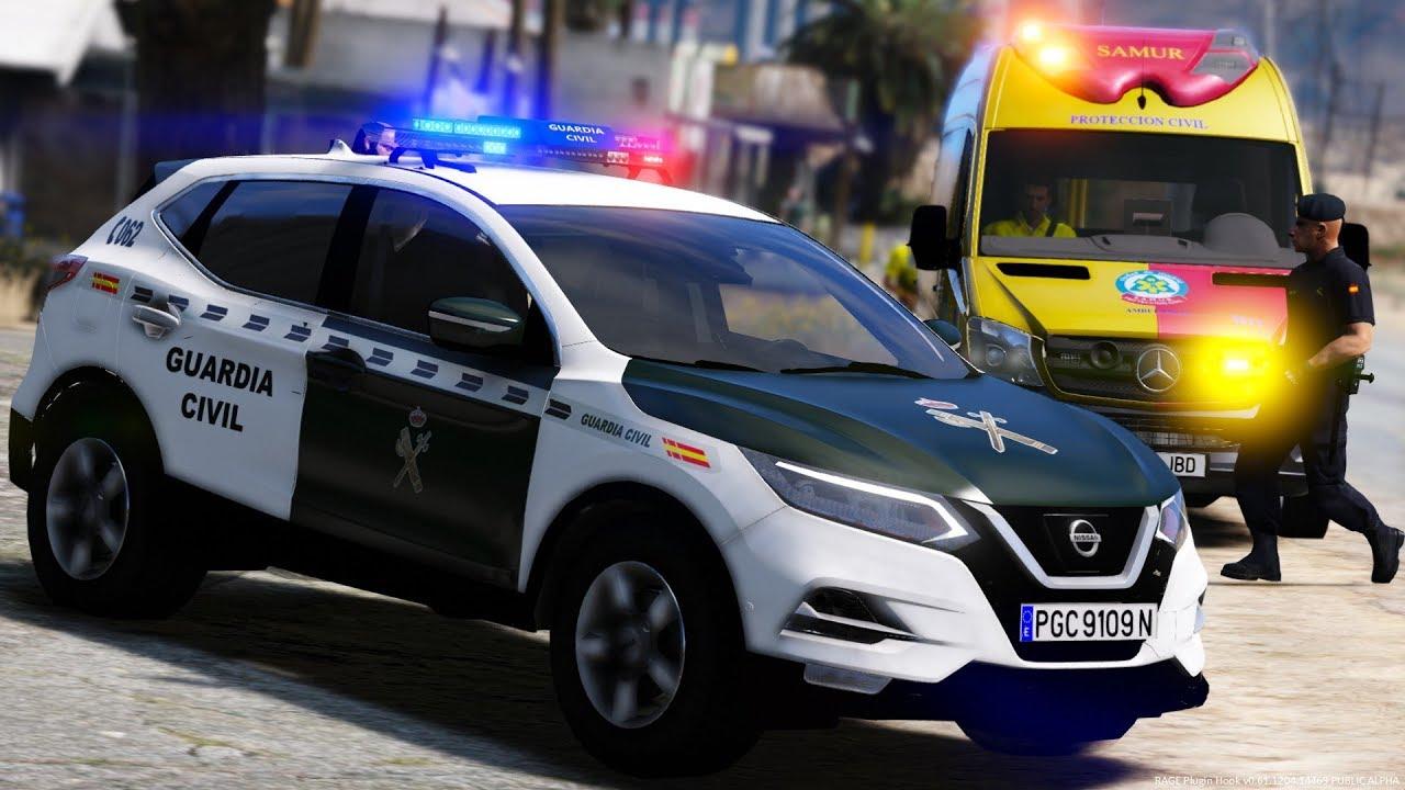 """السلطات الإسبانية تبحث عن """"مجرم مسلح """" ينحدر من الناظور"""