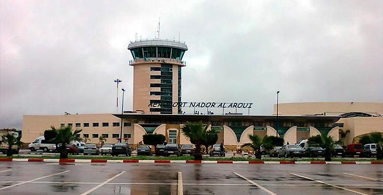 أزيد  من 65 ألف مسافر استعملوا مطار العروي خلال الشهر الماضي