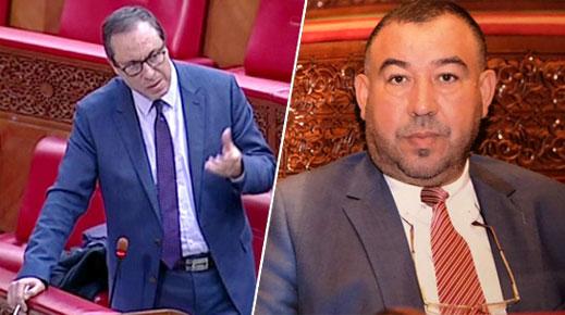 البرلماني مصطفى الخلفيوي يساءل وزير التجهيز والنقل حول مآل إصلاح الطريق الرابطة بين ميضار وبن الطيب