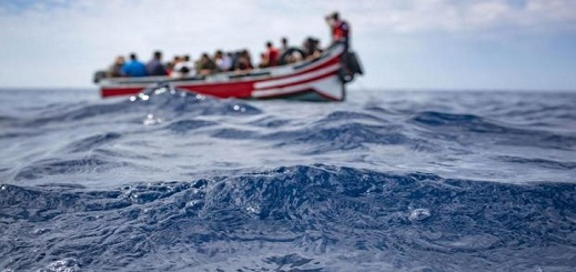 وحدات البحرية الملكية تنقذ 249 مرشحا للهجرة السرية من سواحل الناظور والحسيمة
