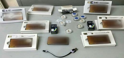 صورة.. حجز معدات متطورة تستخدم للغش في الإمتحانات وتوقيف 6 أشخاص