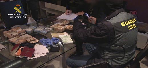 الأمن الاسباني يضع حدا لنشاط شبكة اجرامية تهرب الكوكايين من مليلية إلى أوروبا