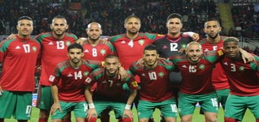 """ضمنهم اللاعبون الريفيون.. تدريبات مكثفة لـ""""الأسود"""" استعدادا لنهائيات كأس إفريقيا بمصر"""