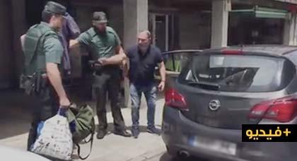 اعتقال شخص قام بتصفية شاب مغربي في اسبانيا