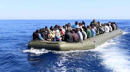 رقم مخيف.. البحث عن أزيد من 100 مهاجر سري أبحروا من سواحل الريف وتاهوا في عرض بحر البوران