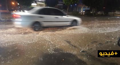 تسجيل تساقطات مطرية مهمة بمختلف مناطق الريف في عز شهر يونيو