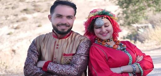 """الفنان خالد ليندو يمزج بين الزي التقليدي الأمازيغي والهندي في كليب احترافي يتوقع له """"البوز"""" بالريف"""