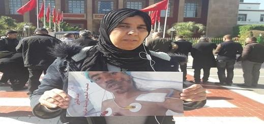 نجاح العمليتين الجراحيتين اللتين أجراهما الطفل الذي تعرض للدهس أثناء فضّ احتجاجات جرادة