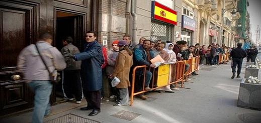 إحصائية مثيرة: المغاربة ينفقون 500 مليار سنويا بإسبانيا