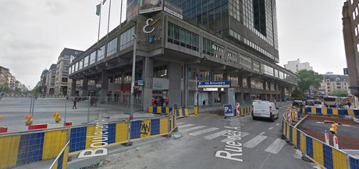 العثور على جثة مهاجر مغربي  في موقف للسيارات وسط مدينة بروكسل
