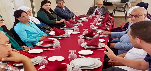 رئيسة المجلس الوطني لحقوق الإنسان تلتقي لخامس مرة مجموعة من أمهات وعائلات معتقلي حراك الريف