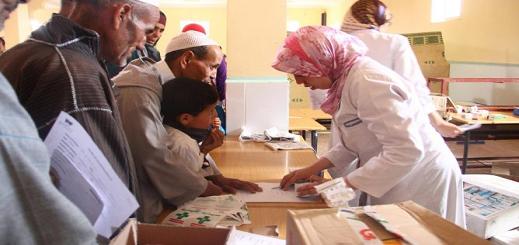 أزيد من 450 شخصا يستفيدون من فحوصات طبية متنوعة باقليم الحسيمة