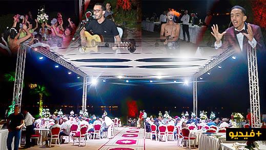 """إقامة حفل عشاء بفضاء أطاليون على شرف المشاركين في """"مارتشيكا سبور"""" للرياضات المائية والشاطئية"""
