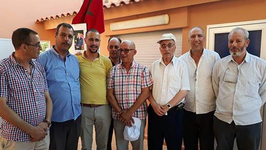 انعقاد المؤتمر المحلي لتجديد هياكل فرع حزب الاستقلال بجماعة بوعرك