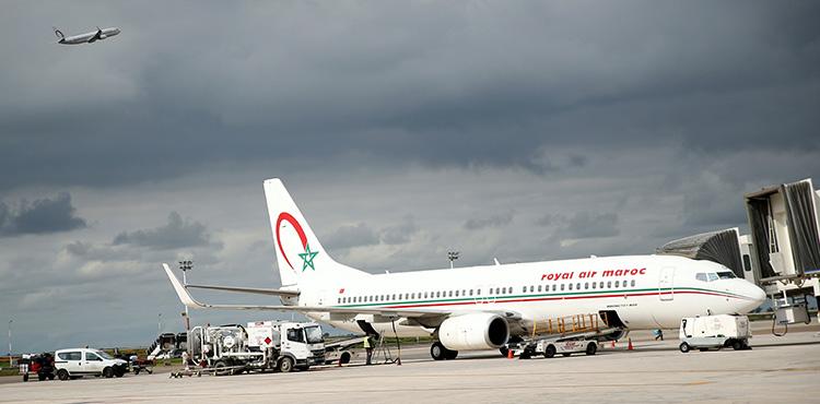 ارتفاع عدد مستعملي مطار العروي الناظور خلال النصف الأول من السنة الجارية