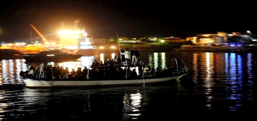فقدان نحو 58 مهاجرا سريا قبالة إسبانيا أبحروا من سواحل مدينة الحسيمة