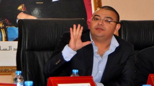 رئيس المجلس الإقليمي لبركان يستقيل لثاني مرة ويدعو وزير الداخلية لإيفاد لجنة مركزية