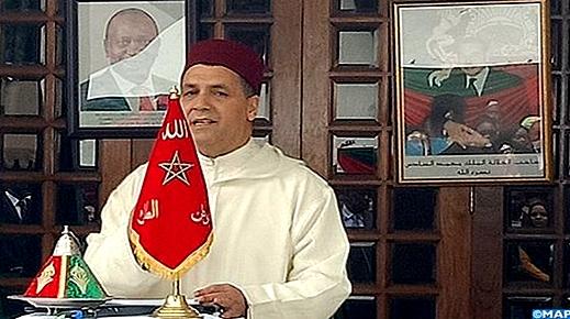 السفير الريفي مختار غامبو.. المغرب انخرط بقوة خلال عقدين من حكم جلالة الملك في مسار تقدم لا رجعة فيه