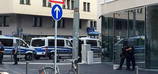 السلطات الألمانية تبحث بالطائرة عن مغربي فر من سجن فرانكفورت