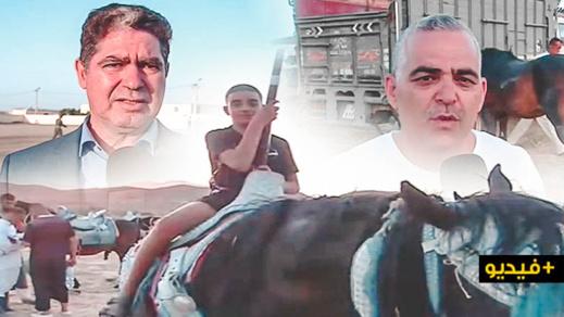 شاهدوا بالفيديو.. أجواء المهرجان الثاني لمغاربة العالم بإقليم الدريوش