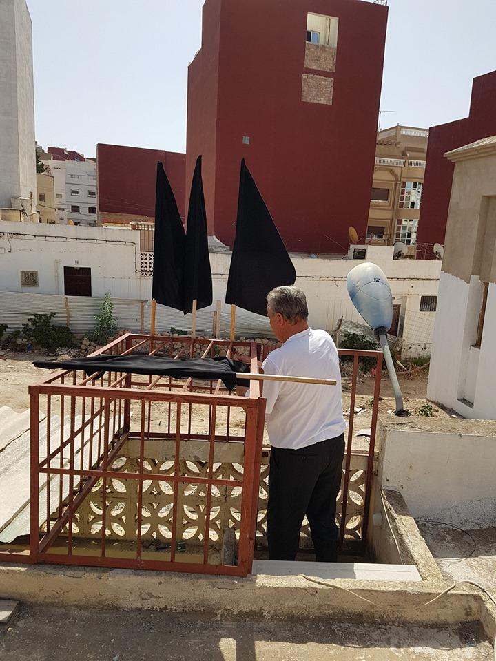 الزفزافي الأب بعد توشيح منزله بالسواد: لم نعرف طعم حلاوة العيد والإحباط هو سيد الموقف