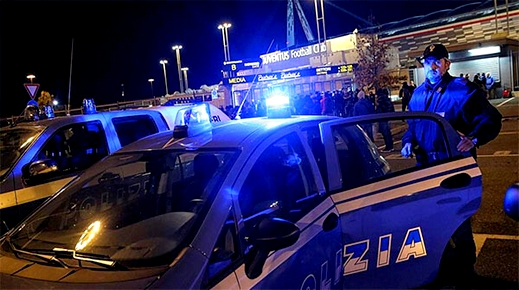 مقتل مهاجر مغربي رميا بالرصاص على يد مافيا المخدرات بإيطاليا وإصابة أخر بجروح بليغة