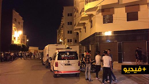 شاهدوا.. لصوص اقتحموا منزلا وسط الناظور وتمكنوا من الفرار رغم محاصرتهم من طرف المواطنين والشرطة