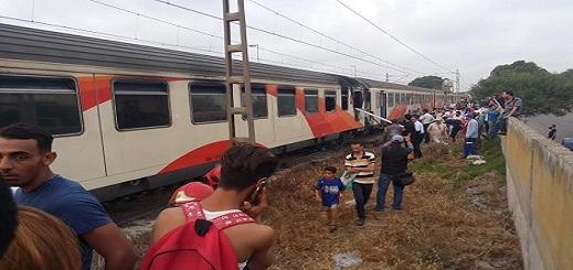 تفاصيل قضية اقتحام قطار وسرقة أغراض المسافرين بين تاوريرت والناظور